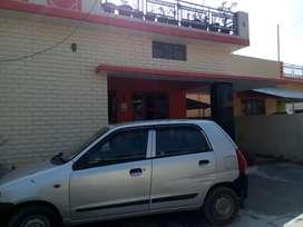 House for rent in premnagar for family