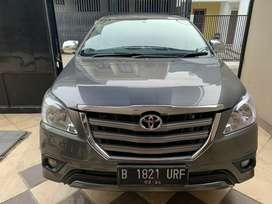 Toyota Kijang Innova G AT Diesel 2014