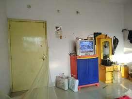 1BHK flat with 2 balcony available near kilwani Naka