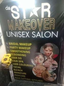 sale fuly furnished salon