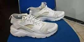 Nike huarache ultra white mulus