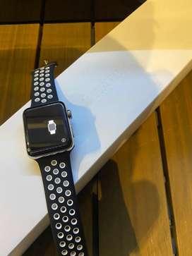 Apple Watch Series 2 42mm Silver Mulus Fullset