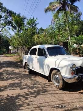 Hindustan Motors Ambassador 1993 Diesel Well Maintained