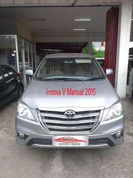 Innova Innova V 2.0 Manual 2015 Silver Istimewa