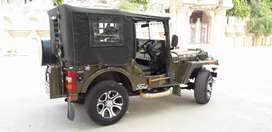 Military colour jeep ready in my showroom