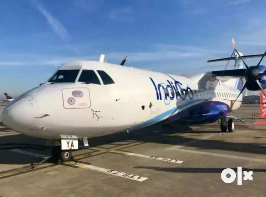 Congrats, Indigo Airline Gives Opportunity For Make future .  Indigo i 0