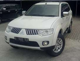 Pajero Exceed 2012/2013 At Km 74rb