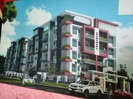 At VIP road (Sixmile), 3bhk under construction flat