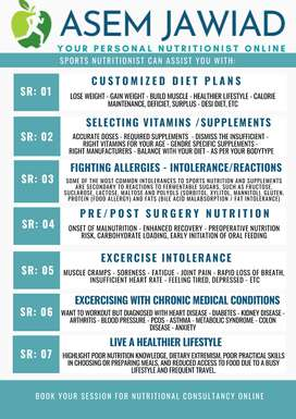 COVID-19  Recovery Diet Plan - NUTRITIONIST ONLINE