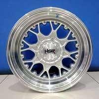 Velg Mobil BUNIWAH H8001 HSR R15X75/85 H8X100-114,3 ET18/15 SML