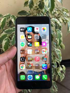 IPHONE 7 PLUS 128GB BLACK MATE GARANSI RESMI IBOX