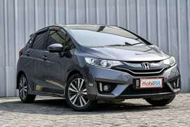 HONDA JAZZ RS MANUAL 2016, LOW KILOMETER , BERGARANSI