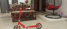 Scooty red colour  for kidz