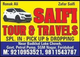 Saifi tour's & travells (faridabad)
