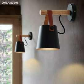 FOYER Cover Lampu Hias Dinding Nordic Living Room Light E27 - F215