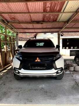 Dijual Mitsubishi Pajero Sport Dakar 4x2 AT 2017
