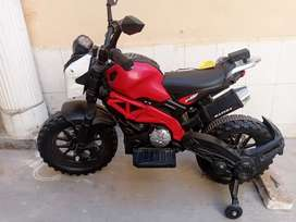Brand new kids super bike