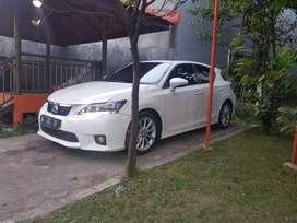 Lexus CT200 nopol W sidoarjo