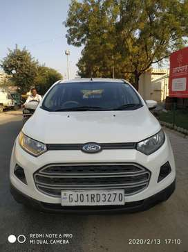 Ford Ecosport Trend Plus BE, 2013, Diesel