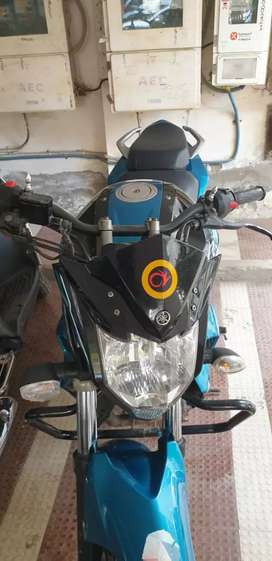 Very less used FZS for sale.