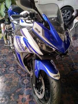 Dijual Yamaha R25 kondisi mulus