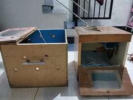 2 buah alat utk menetaskan telur burung