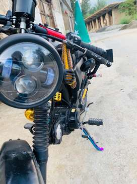 I want to sell my Union Star bike 70 Cc. Modified