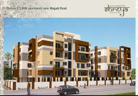 2bhk apartment by Sai Shakthi Developers