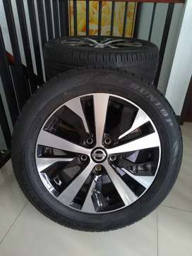 Velg + Ban OEM All New Livina 2019