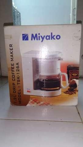 Mesin kopi ( Coffee maker ) miyako