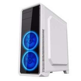 Casing GameMax G561 White Mid Tower Gaming Case