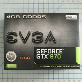 EVGA NVIDIA GeForce GTX 970 SSC GAMING ACX 2.0 Graphic card