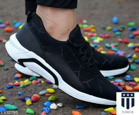 Stylish Synthetic Men's Sports Shoes