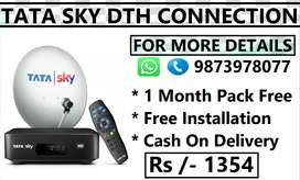 Tata Sky Dth Connection
