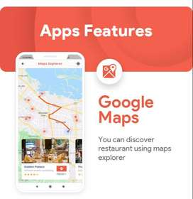 I Will Make Food Delivery System With WEB+Android+ISO Apps
