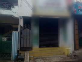 Shop for rent in meenakshipuram