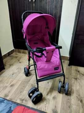 Baby stroller and pram