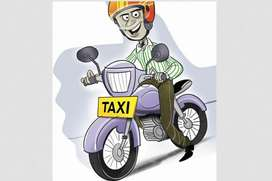 Bike taxi service