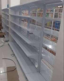 Rak Supermarket ASIK 1 Sisi | Pabrik Rak Indonesia