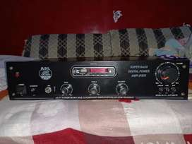350 watts amplifier MOSFET Home Made good sound quality