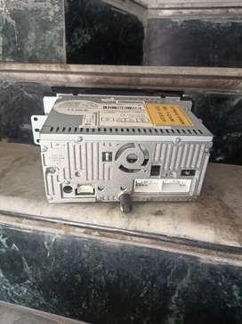 Scorpio s6 original company fitted music system