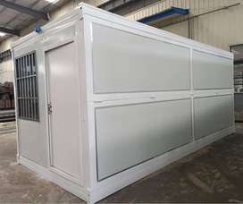 FOLDABLE CONTAINER OFFICE