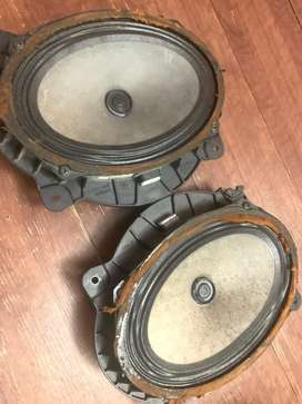 Japanese genuine rare jdm  speakers for sale