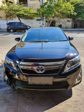 Jual Toyota Camry HYBRID Kondisi 99% ISTIMEWA