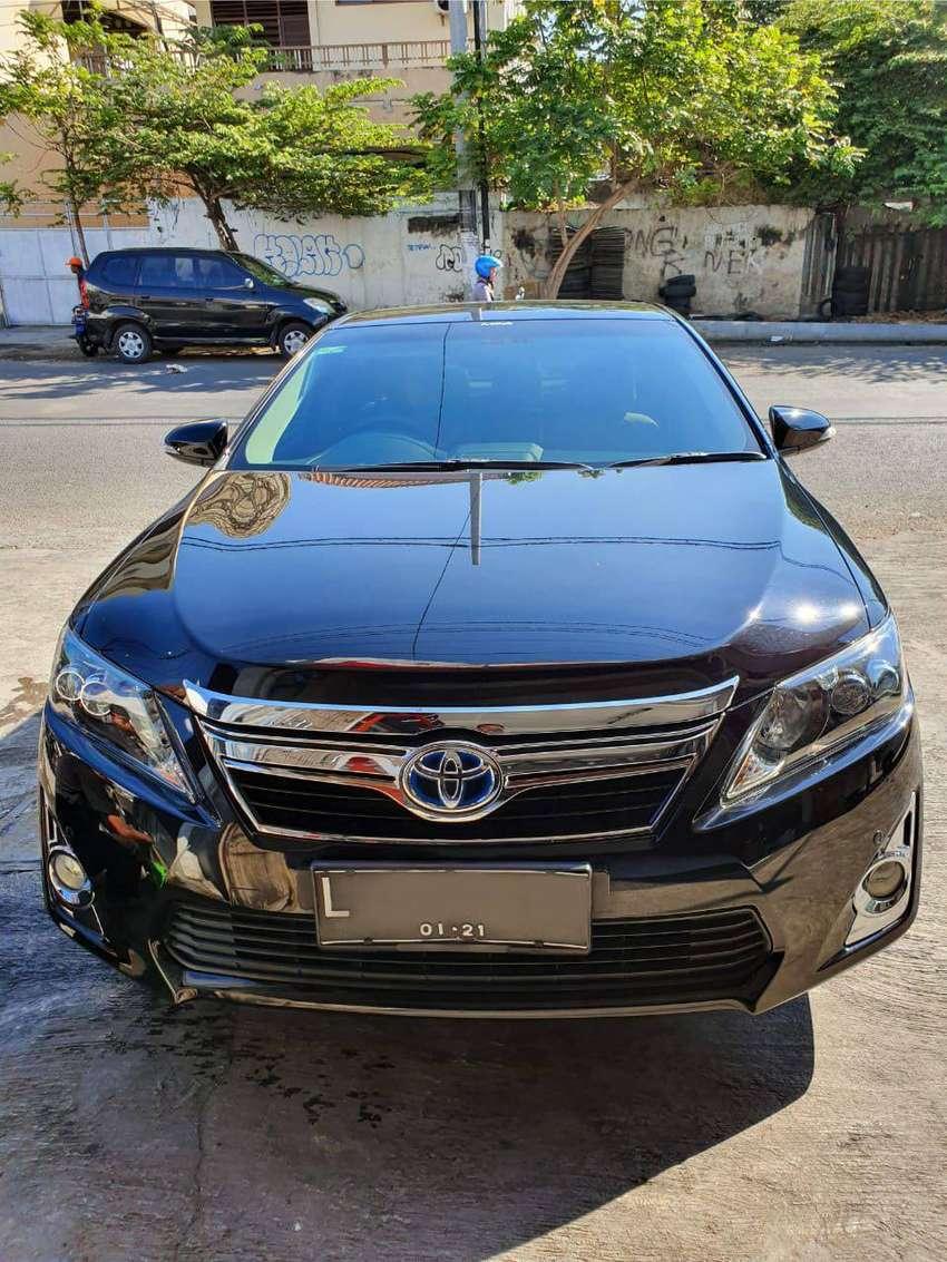 Jual Toyota Camry HYBRID Kondisi 99% ISTIMEWA 0