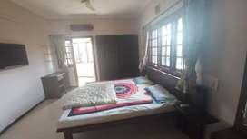 2bhk fully furnished flat near pvs circle near main road