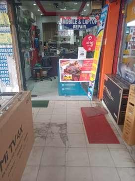 Shop in model town