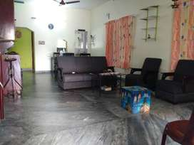 2-floor, 5 BHK, Riverside house in Karamana