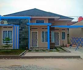 Rumah murah di panam Pekanbaru strategis Wil kota pekanbaru