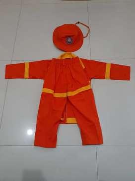 Baju Damkar Anak